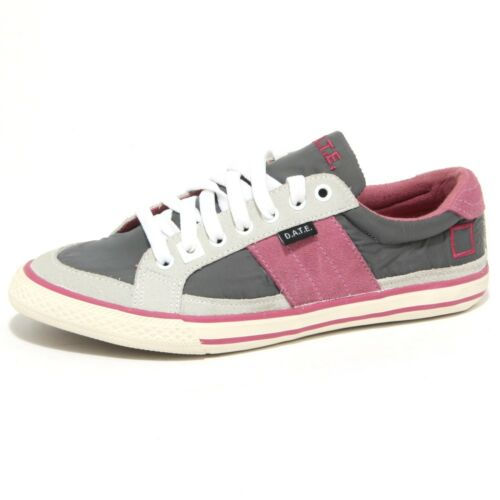 0818O sneakers donna D.A.T.E. HILL greycipria shoes woman