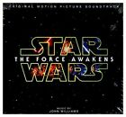 Star Wars The Force Awakens & Soundtrack CD With 2 Collectible Cards