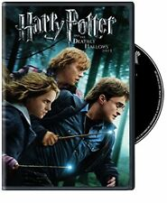 Harry Potter and the Deathly Hallows: Part I (DVD, 2012)