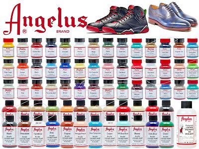 Angelus Acrylic Leather Paint Shoes