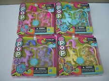 My LITTLE PONY POP Rainbow Dash Pinkie Pie Fluttershy AMETISTA Star NUOVO E SIGILLATO
