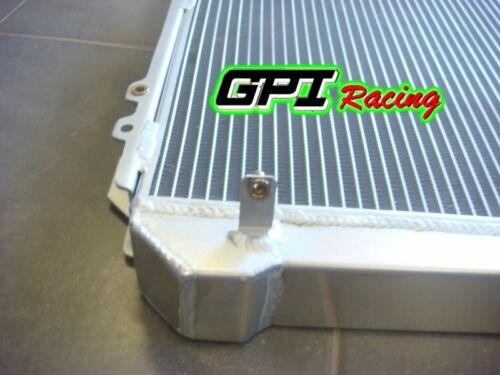GPI 3rows Aluminum Radiator For For Toyota Hilux surf KZN130 1KZ-TE 3.0 TD 93-96