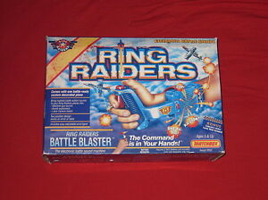 Ring Raiders RG 8150 Battle Blaster UNPUNCHED! - Gratkorn, Österreich - Ring Raiders RG 8150 Battle Blaster UNPUNCHED! - Gratkorn, Österreich