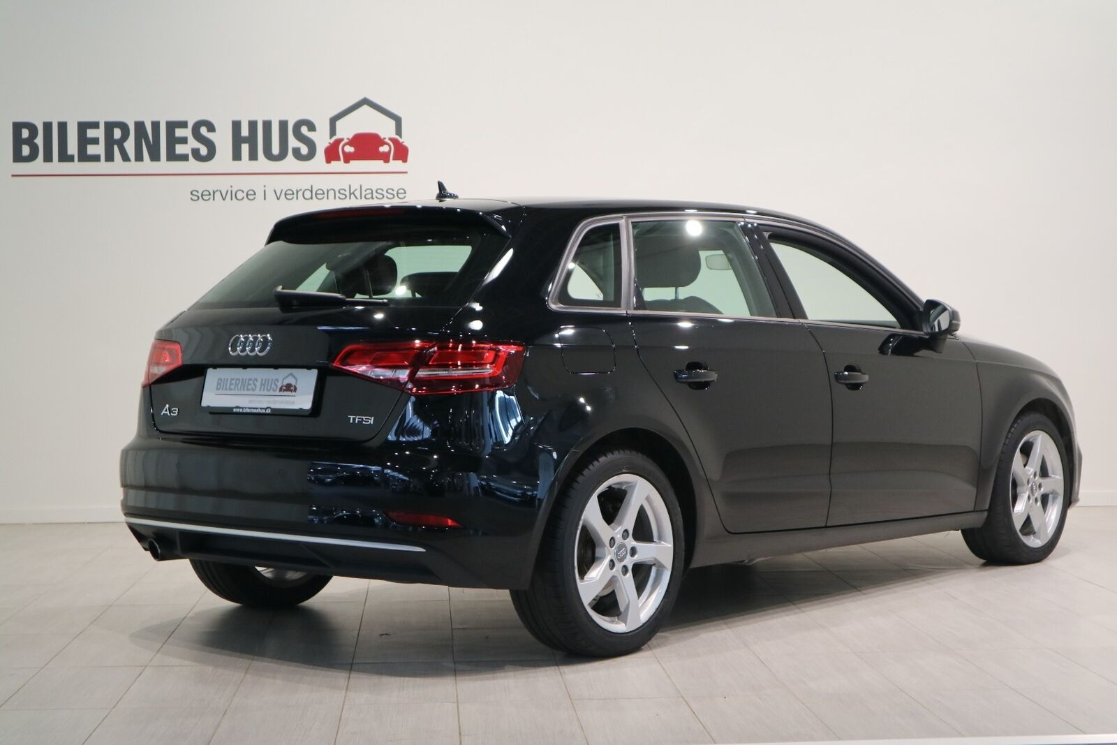 Audi A3 1,0 TFSi 116 Sport Sportback - billede 1