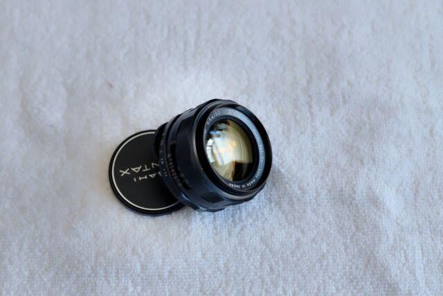 PENTAX Super Takumar 50mm f/1.4 Excellent Condition