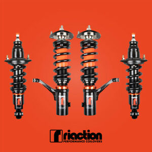 Riaction Coilovers 32 Way Adjustable For Acura Rsx 2002 2006 Dc5 Ebay