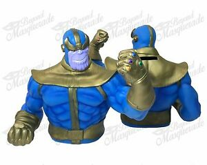 Marvel-Thanos-Figure-Statue-Bust-Licensed-Piggy-Coin-Bank