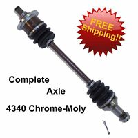 Yamaha Yfm400 Big Bear 4x4 2002-2006 Complete Cv Axle Front Right Left