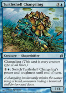 4x-Turtleshell-Changeling-MTG-Lorwyn-NM-Magic-Regular