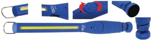 BGS COB LED Arbeits Handleuchte ultra flach 85319