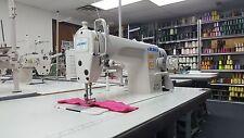 Juki Ddl 8700 Single Needle Straight Stitch Sewing Machine Assembled