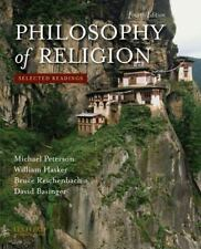 Philosophy of Religion : Selected Readings by William Hasker, Michael Peterson, Bruce Reichenbach and David Basinger (2009, Paperback)