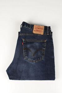 32274 Levi's Levi Strauss 751 02 Blau Herren Jeans Größe 36/32