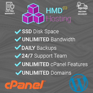 Wordpress-Web-Hosting-Fast-SSD-cPanel-with-Softaculous-for-1-Year