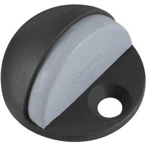 National-Hardware-1-4-034-x-2-034-Lo-Rise-Floor-Doorstop-Oil-Rubbed-Bronze-LOT-OF-5