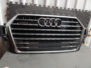 2016 2017 audi q7 quattro grill grille c2 16 ebay. Black Bedroom Furniture Sets. Home Design Ideas