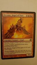 1x AKROMA, ANGEL OF FURY - Rare - Planar Chaos - MTG - NM - Magic the Gathering