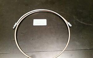 fiat Seicento//Cinquecento Rear Genuine Right//H brake pipe
