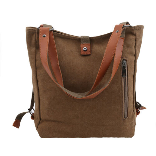 Women Ladies Satchel Shoulder Bag Tote Messenger Cross Body Canvas Handbag CP