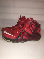 7ee6b047b838 item 1 Nike Lebron XII 12 Elite Team University Red Mens Size 9.5  Basketball 724559-618 -Nike Lebron XII 12 Elite Team University Red Mens  Size 9.5 ...