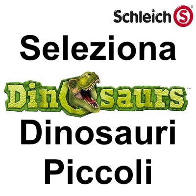 SCHLEICH-DINOSAURI-Velociraptor 14533 MINI pietra NUOVO