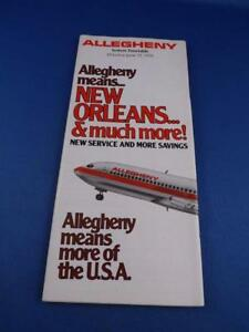 ALLEGHENY-AIRLINES-SYSTEM-TIMETABLE-JUNE-1979-PLANES-TRAVEL-FLYING-ADVERTISING