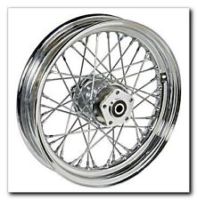 "40 SPOKE 16"" REAR WHEEL HARLEY SOFTAIL FLST FLSTC HERITAGE FLSTF FAT BOY 86-99"