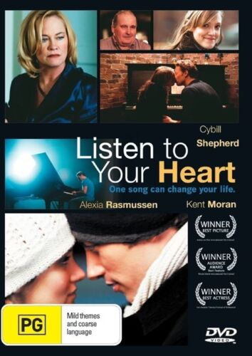 """1 of 1 - Listen To Your Heart-DVD VERY GOOD CONDITION FREE POSTAGE AUS """"RARE"""" REGION 4"""