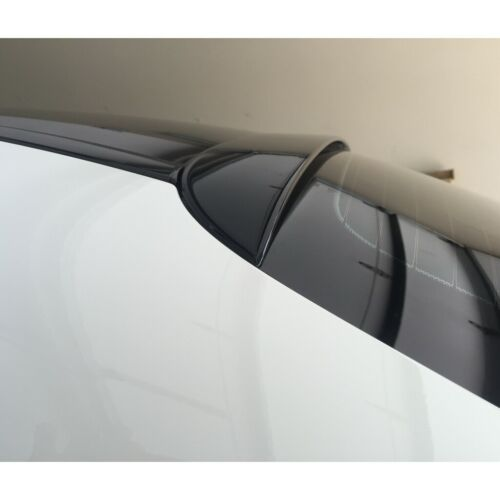 ABS Stock A Rear Roof Spoiler Wing For 2015~18 Mercedes Benz C Class W205 Sedan