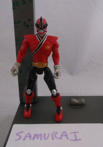 Mighty Morphin /'Power Rangers loose figure-Samurai-Red Ranger