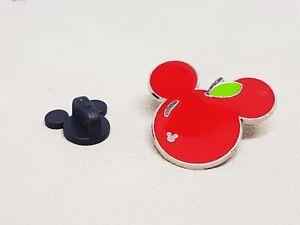 2017-Disney-WDW-Hidden-Mickey-Fruit-Apple-Pin-Disney-pins-Disney-Pin-Trading
