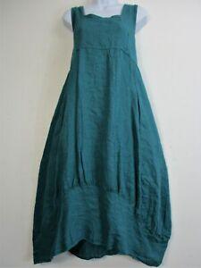 Regular Lagen look  Italian 100/% Linen  Shorts side pockets  8 Cols  One Size