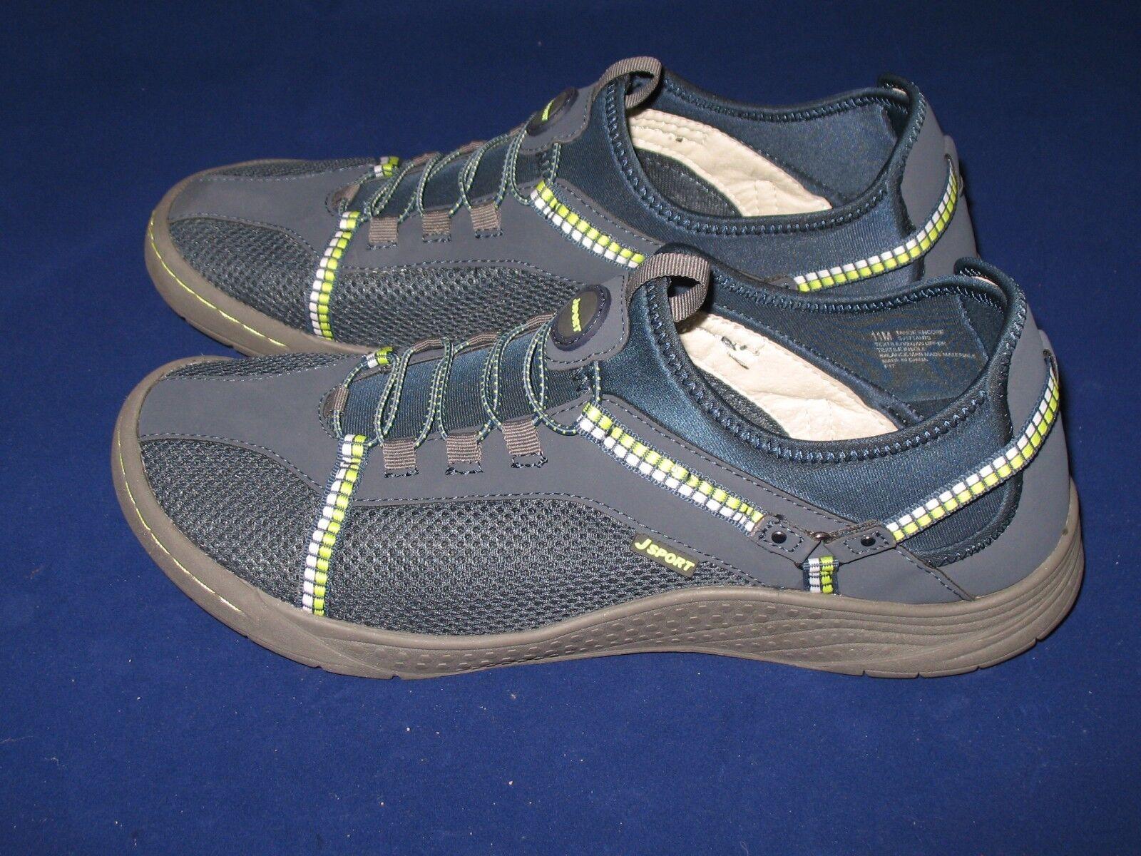 Jsport por Jambu Para Mujer Zapatos Zapatos Zapatos Para Caminar Tahoe Encore Azul Marino Kiwi Talla 11 M US  Ahorre hasta un 70% de descuento.