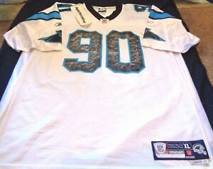 048a67288 Image is loading Julius-Peppers-90-Carolina-Panthers-Jersey-size-XL-