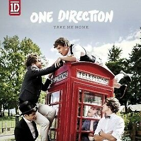 1 of 1 - One Direction Take Me Home CD