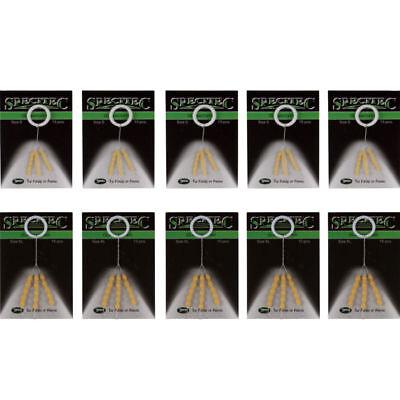 100  Gummistopper Posenstopper Schnurstopper Posenzubehör Vorteilspack Größe S .