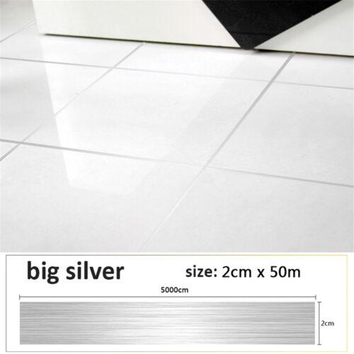 Self Adhesive Kitchen Anti-moisture Waterproof Floor Tile Tape Wall Sticker