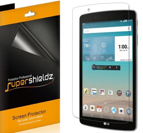 3X Supershieldz Anti Glare Matte Screen Protector Shield Film for LG G Pad F 8.0