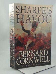Sharpe-039-s-Havoc-By-Bernard-Cornwell-9780007879694