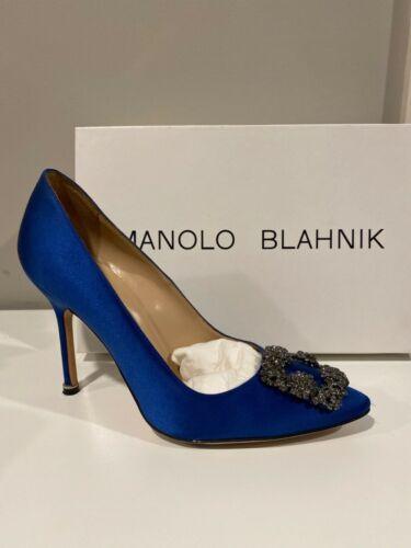 Authentic Manolo Blahnik Hangisi