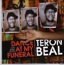 (746N) Teron Beal, Dance At My Funeral [EP] - 2009 CD