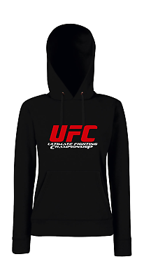 100% Vero Ufc - Ultimate Fighting Championship Girlie Cappuccio