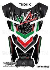 Tm001k, MOTOGRAFIX-Protezione per il serbatoio, serbatoio Protektor, MV Agusta, Racing Qualità Top