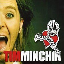 TIM MINCHIN SO ROCK CD NEW SEALED LIVE 2006 DOLPHIN THEATRE AUSTRALIA AUDIOBOOK