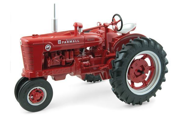 ERTL 1 16 SCALE FARMALL SUPER MD NARROW  FRONT TRACTOR MODEL   BN   14867  10 jours de retour