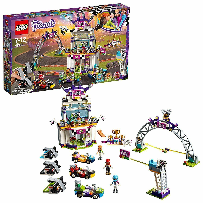 Amigos de Lego 41.352 la grande Corsa al - go - kart