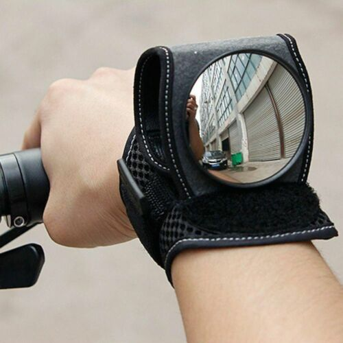 Bike Mirrors With Arm Wrist Strap Rear View Rearview Cycling Bike  TYPE