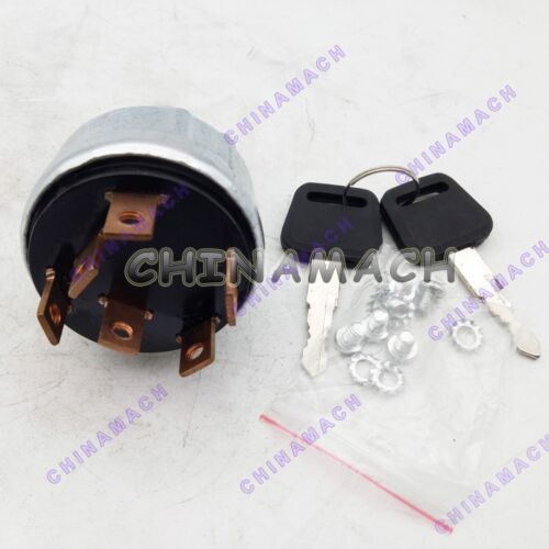 New Ignition Starter Switch 2549-1153 2549-1153A For Daewoo Excavator