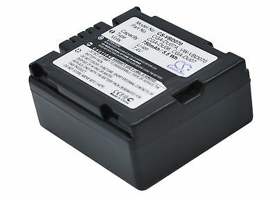 Batería para Hitachi Dz-hs403 Dz-gx3200e Dz-bd70 Dz-hs300e Dz-mv780 Dz-gx3100a