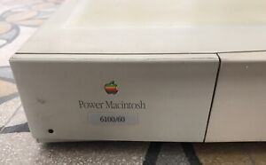 Apple Power Mac 6100 60 Case Macintosh Powermac Ppc 601 Pour Assurer Des AnnéEs De Service Sans ProblèMe